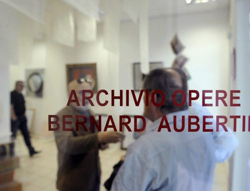 Opening Archive Works Bernard Aubertin